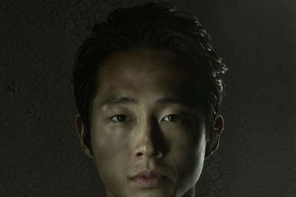 "Steven Yeun, who plays Glenn in ""The Walking Dead"" will be at Fandemic this weekend."