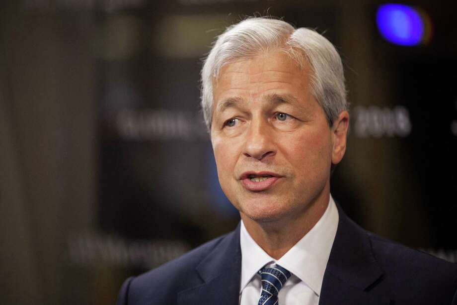 JPMorgan Chase CEO Jamie Dimon. Photo: Bloomberg Photo By Giulia Marchi / © 2018 Bloomberg Finance LP