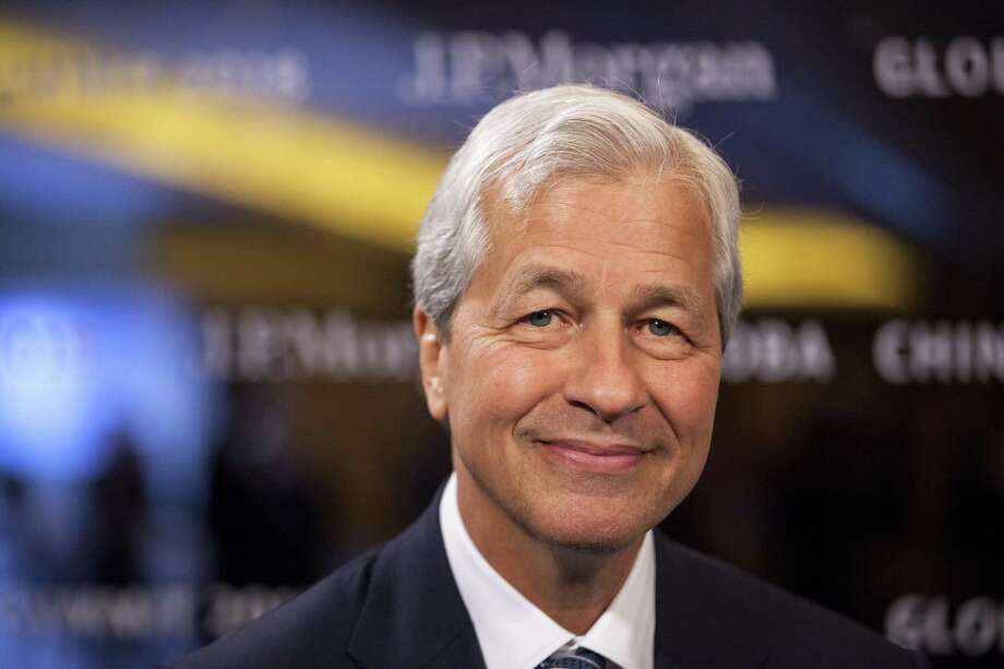 JPMorgan Chase CEO Jamie Dimon on May 8, 2018. Photo: Bloomberg Photo By Giulia Marchi. / © 2018 Bloomberg Finance LP