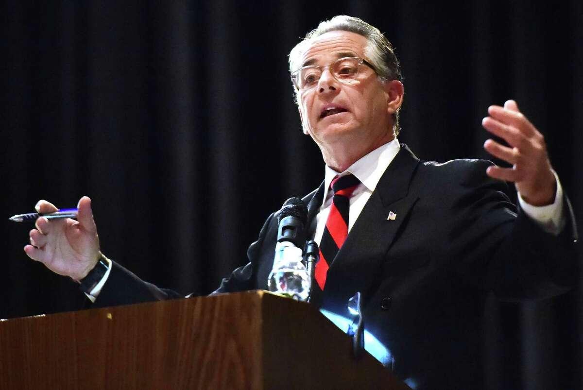 East Haven Mayor Joseph Maturo