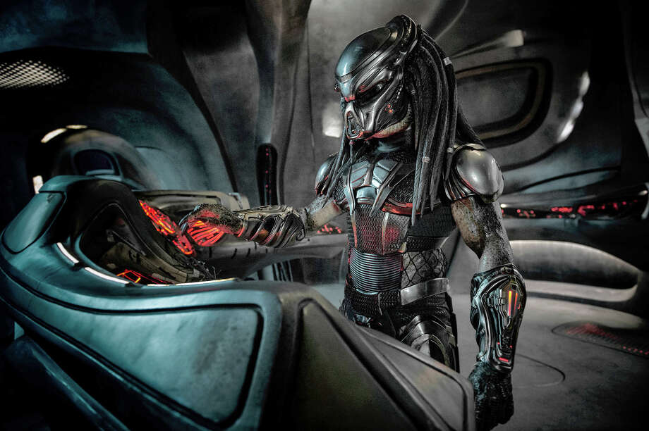 The man-hunting alien from 1987 has returned to Earth. Photo: Kimberley French, Twentieth Century Fox / Twentieth Century Fox