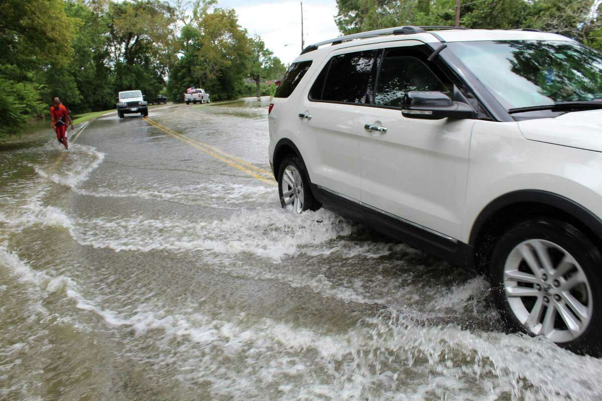 Harris County has begun work on $1.4 billion of projects six weeks after voters approved a $2.5 billion flood mitigation bond.