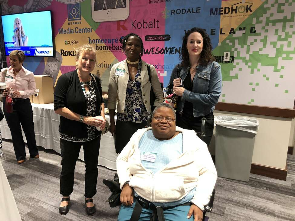 Were you Seen at the Women@Work Changemakers Series with Teddy Foster, Campaign Director for Universal Preservation Hall, at Hearst Media Center on September 12, 2018? Not a member of Women@Work? Join here: https://womenatworkny.com/checkout
