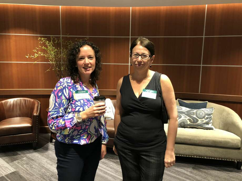 Were you Seen at the Women@Work Changemakers Series with Teddy Foster, Campaign Director for Universal Preservation Hall, at Hearst Media Center on September 12, 2018?