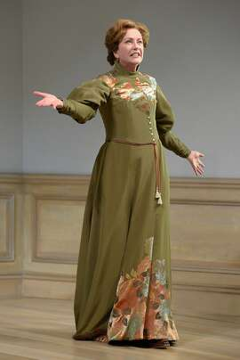 "Mary Beth Fisher as Nora in Berkeley Rep�s ""A Doll�s House, Part 2."""