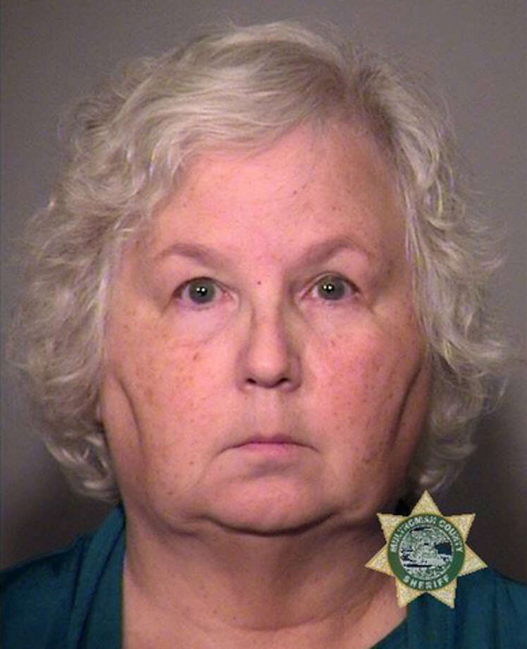 Nancy Crampton Brophy, 68, was arrested last Wednesday on charges of murdering her husband with a gun and unlawful use of a weapon in the death of her husband, Daniel Brophy, according to the Portland Police Bureau. Photo: Photo Via Portland Police Bureau