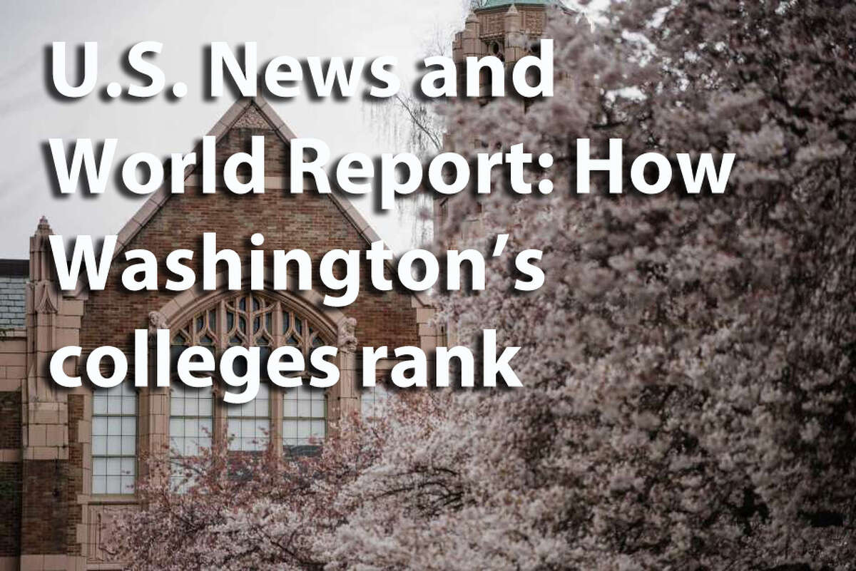 U.S. News and World report released its 2019 findings this week on how America's colleges and universities stack up. See what they had to say about Washington's schools.
