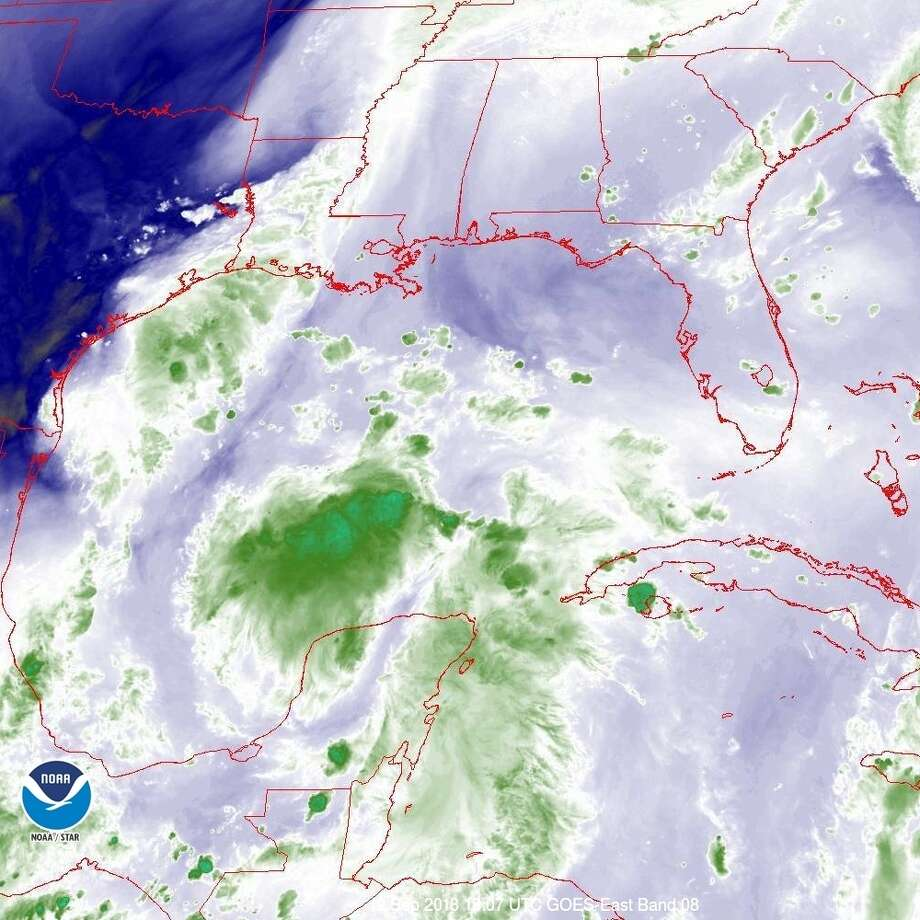 PHOTOS: Invest 95L in photos 