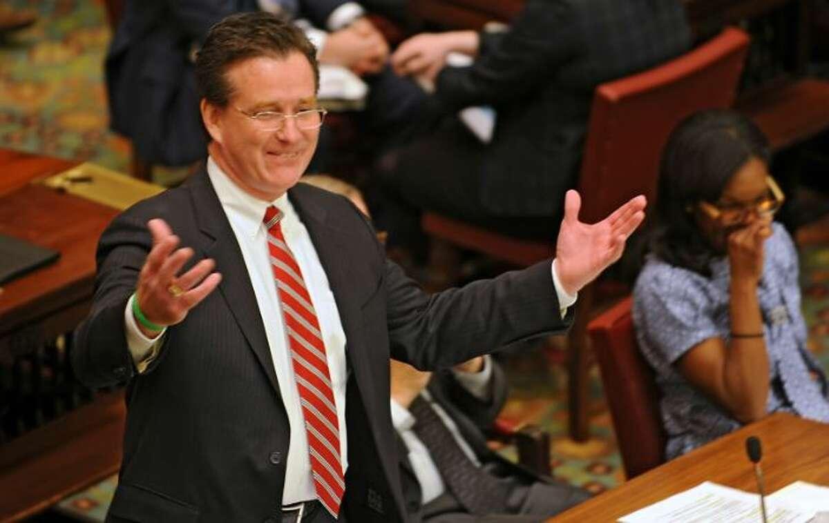 Senate GOP leader John Flanagan.