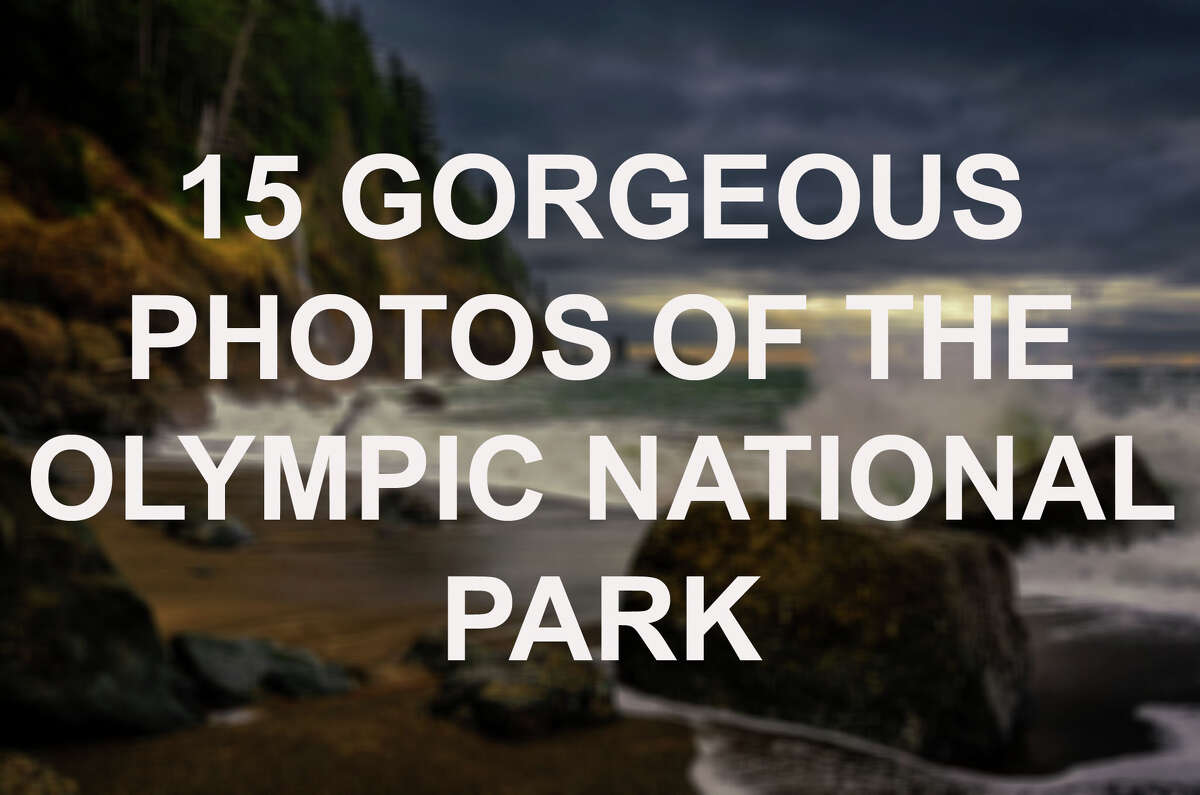 Click through to see amazing photos of the Olympic National Park.