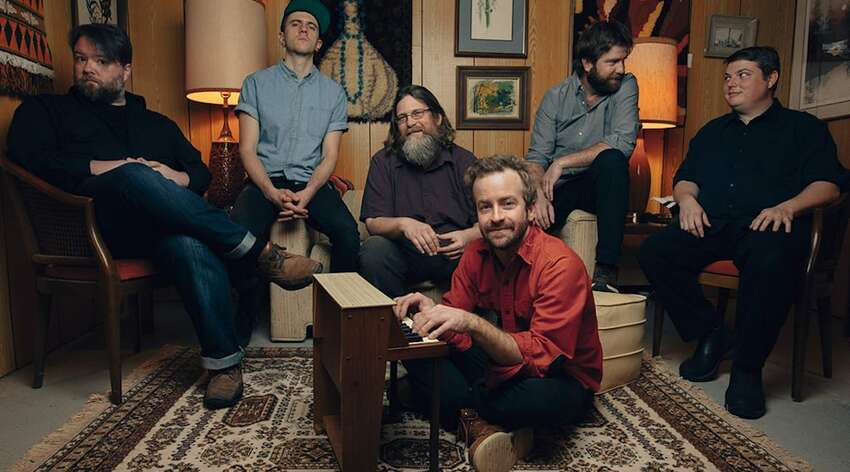 Friday: Minnesota folk group Trampled by Turtles will play at Upstate Concert Hall in Clifton Park.