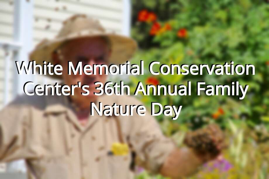 The White Memorial Conservation Center presents the 36th Annual Family Nature Day. Photo: Anita Garnett / Special To Hearst Connecticut Media