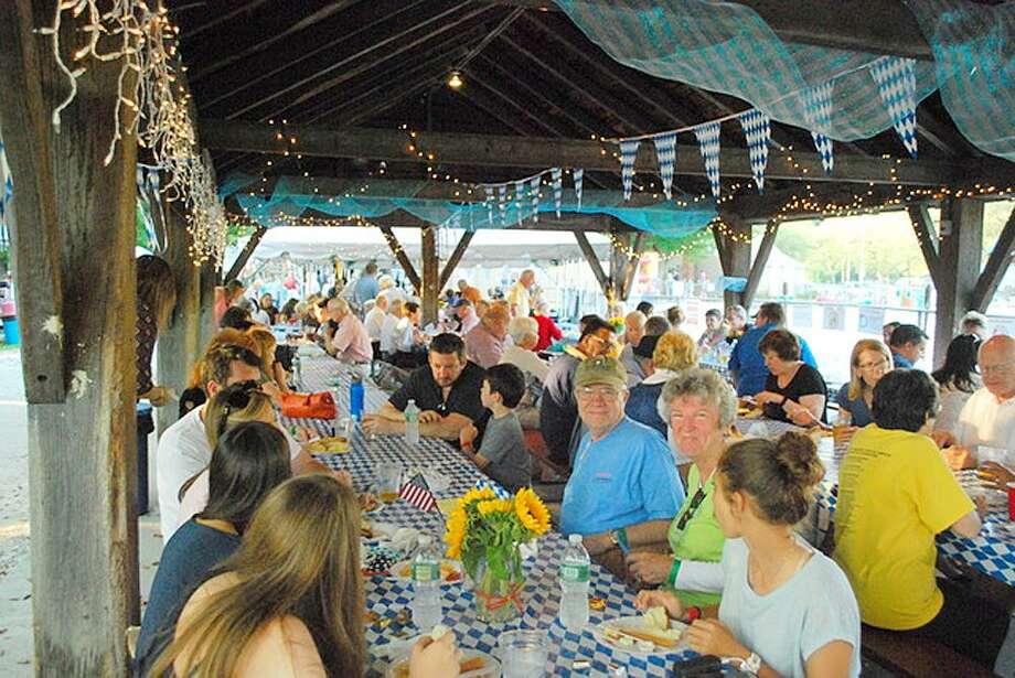Wiltonians last year's Oktoberfest. This year's event organized by Kiwanis will be held Sept. 29. Photo: Contributed Photo / Contributed Photo / Norwalk Hour contributed