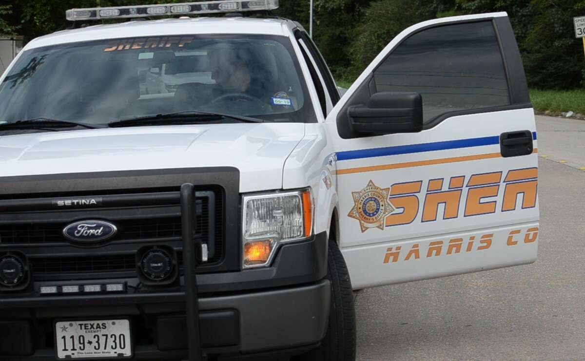 A newborn baby girl thought to have been found inside some woods in north Harris County on Wednesday was actually never in any danger, police said.
