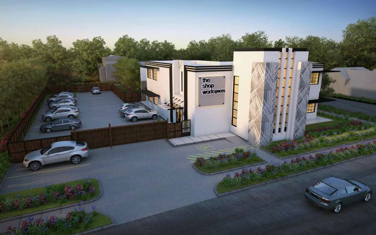 When it opens, The Shop Workspaces will join a trio of new West Side warehouse complexes that officials hope will attract more white-collar workers and younger talent to the area.