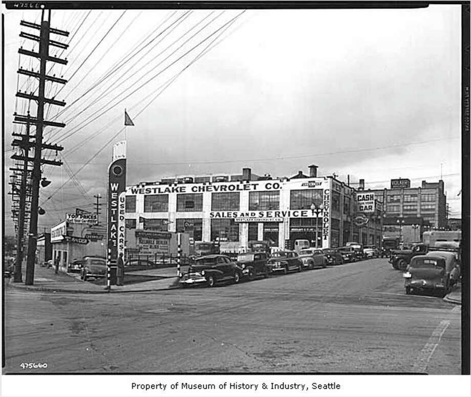Comparing Belltown Then And Now: What's Changed, What's