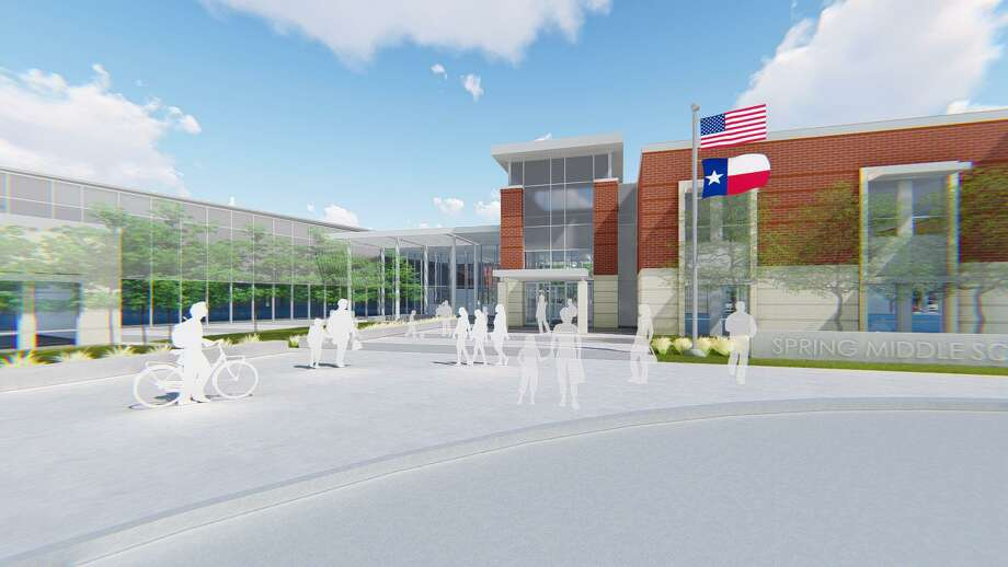 The Spring ISD board of trustees approved the final guaranteed price maximum of $20 million toward the construction of Middle School No. 8. Photo: Spring ISD / Spring ISD