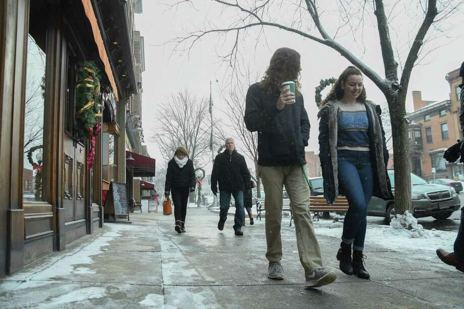 Saratoga Springs businesses will be open on Friday, November 23 for Black Friday Saratoga. View participants. For more local shopping, check out Small Business Saturday in Schenectadyand Saratoga. For more local shopping deals, visit IShopLocal. Photo: Jenn March / © Jenn March 2017-18 © Albany Times Union 2017-18