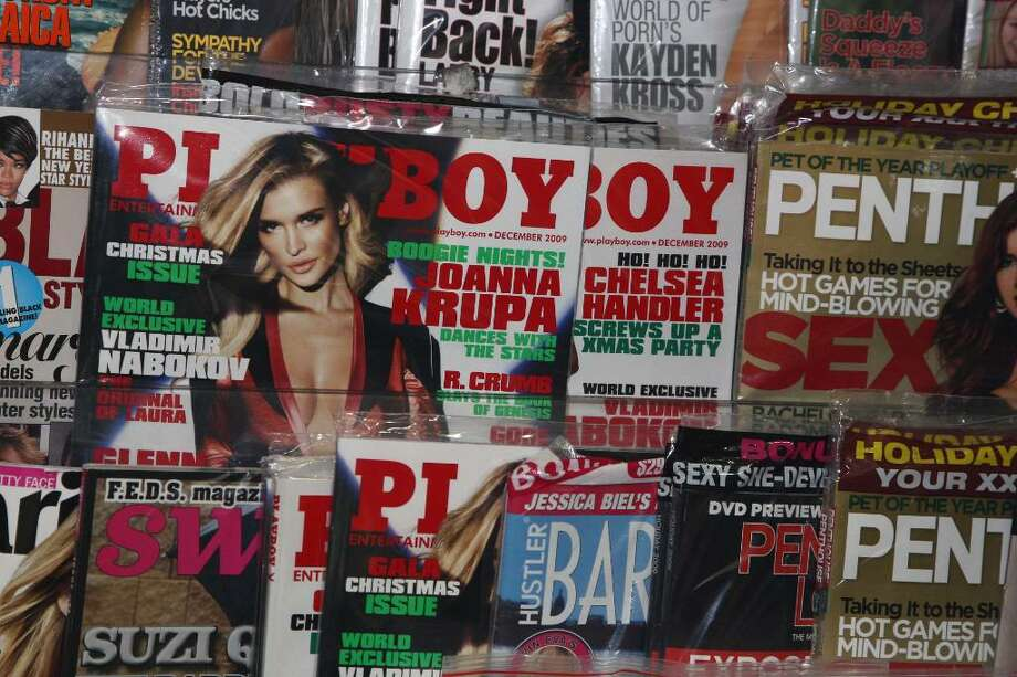 Actresses, celebrities and models have graced the covers of Playboy magazine since it launched in 1953. See some of the more popular models and where they are now. Photo: Rick Maiman, Bloomberg