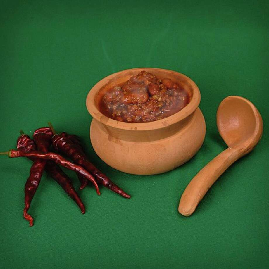 Chili is one of the favorite comfort foods of the author's daughter Veronica. (Photo provided)