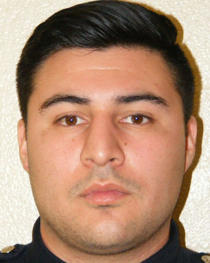 Joseph Martinez, a 27-year-old detention deputy who was already on administrative leave for an unrelated incident, now faces a charge of drunken driving, a Class B misdemeanor. He was booked into the Bexar County Jail on an $800 bond. Photo: Bexar County Sheriff's Office
