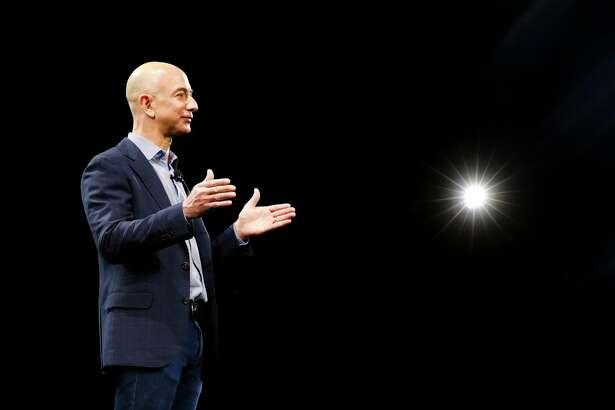 Amazon CEO Jeff Bezos also owns The Washington Post.