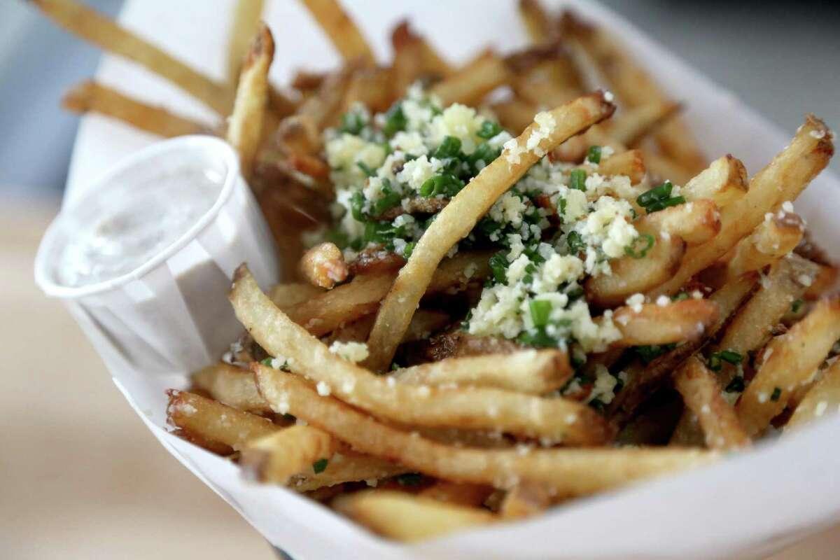 Kennebec fries at Hopdoddy Burger Bar