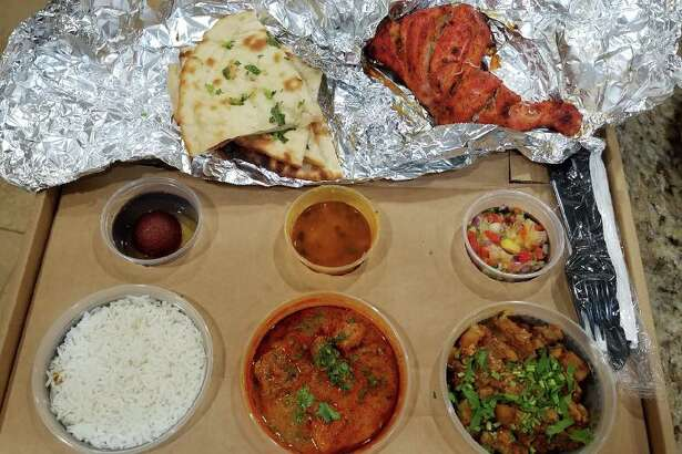 The restaurant's unique concept offers customers an 8-course authentic Indian meal that is made in-house daily. The restaurant only serves one meal per day and offers free delivery with plans for dine in services starting Monday.