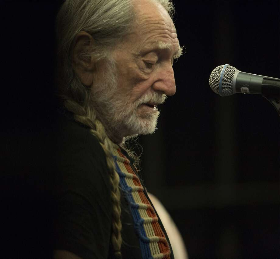 Willie Nelson photographed in 2018 Photo: James Minchin