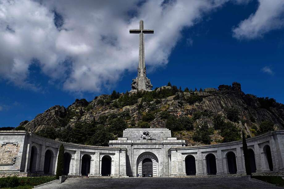 "Gen. Francisco Franco had this monument built, in part with forced labor, to honor those who ""fell for God and Spain"" during the nation's civil war. It is also Franco's final resting place. Photo: Oscar Del Pozo / AFP / Getty Images"