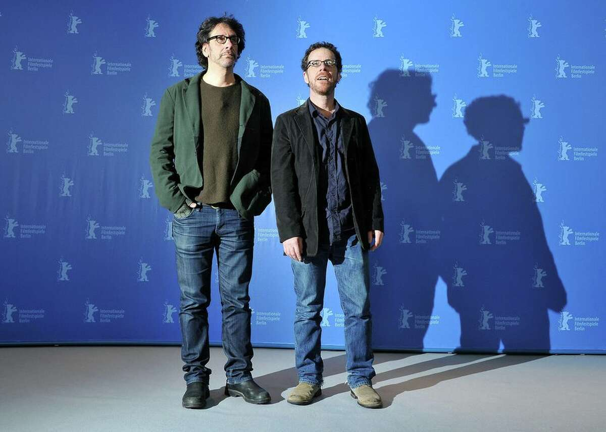 FILE - Joel and Ethan Coen are seen at an appearance for