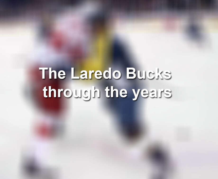 Keep scrolling to see photos of the Laredo Bucks through the years. Photo: Laredo Morning Times
