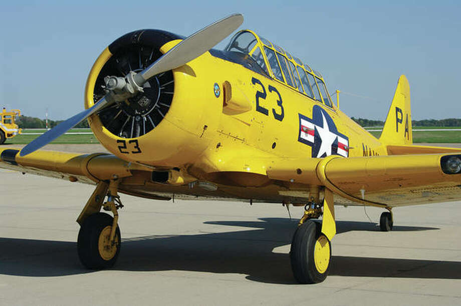Aircraft from historic to ultra-modern will be on display at the 24th Annual Open House Wings & Wheels Car Show. Photo: For The Intelligencer