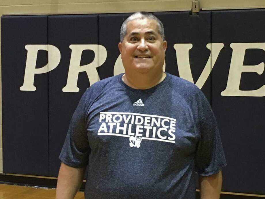 Providence girls basketball coach Koby Cantu died on Tuesday, Sept. 11 at age 60 following a sudden illness. Photo: Courtesy Photo