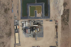 "Ai Prime collects thousands of square miles of data and can offer 10-centimeter ground resolution across the Permian Basin, he said. Not only could it find a phone lost in a million acres by zooming in but ""we could read that phone."""