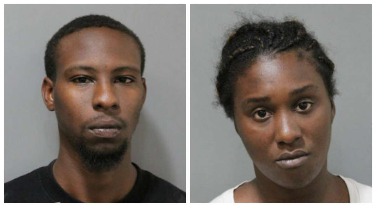 PHOTOS: Caught on tape Deputies with the Harris County Precinct 1 Constable's Office arrested Terrell Trayham, 24, and Stephanie Jones, 25, on Wednesday after someone called 911 reporting a suspicious vehicle in the 800 block of West 41st Street. >>Check out images of other criminals and suspects caught on tape...