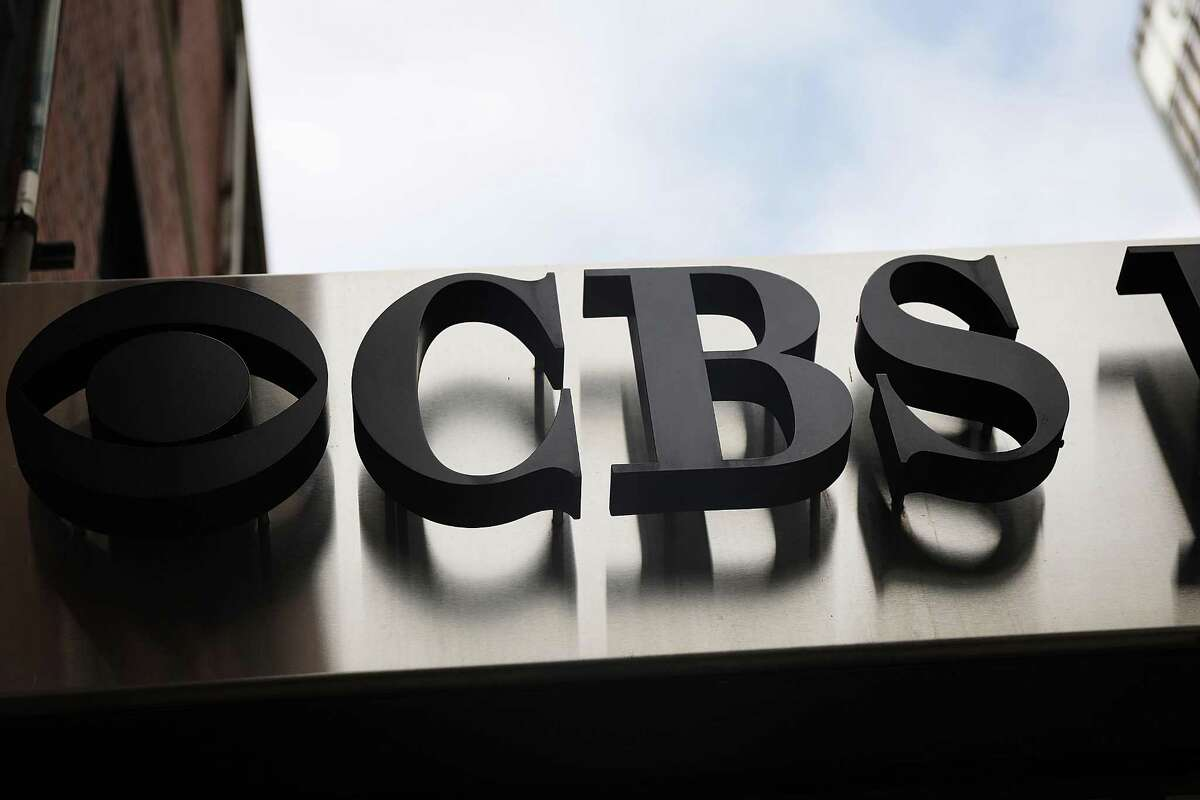 """The CBS Broadcast Center stands in Manhattan on September 13, 2018 in New York City. The popular television network has been under scrutiny since allegations of sexual misconduct forced out Jeff Fager, the longtime executive producer of """"60 Minutes"""", and chairman and chief executive of CBS Les Moonves."""