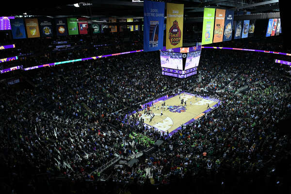 Columbus, Ohio beat out Houston to host this year's Women's Final Four. The Harris County-Houston Sports Authority is making another bid to host the event in 2021 at Toyota Center.