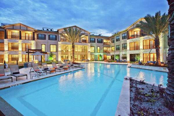 Fort Worth-based Olympus Property recently purchased the 346-unit Alexan Auburn Lakes apartments at 6000 W. Rayford Road from Trammell Crow Residential and Prime Property Investors. The property was built in 2015.