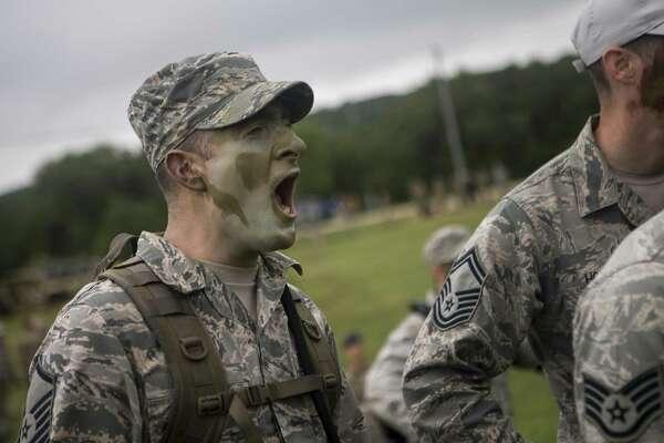 Airmen push limits at Security Forces contest - ExpressNews com