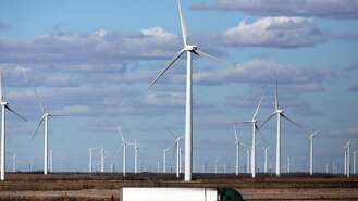 Next year will be the tipping point for Texas as more electricity comes from wind than comes from coal, according to a new report.