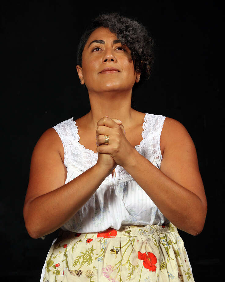 """Taina Asili as Abuela Claudia in """"In the Heights"""" (image from sloctheater.org) Photo: Taina Asili As Abuela Claudia In """"In The Heights"""" (image From Sloctheater.org)"""