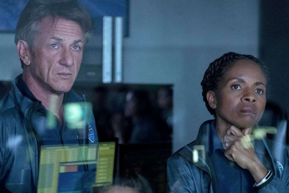 "Sean Penn and LisaGay Hamilton star in Hulu's plodding ""The First."" Photo: Alan Markfield, Hulu / 2018 Hulu"