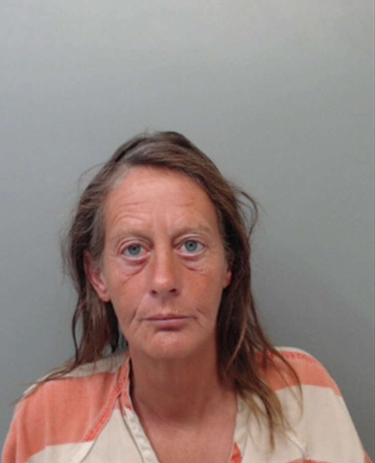 Julie Hoinoski, 54, was charged with injury to an elderly person. Photo: Webb County Sheriff's Office