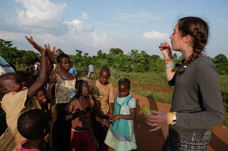 Jenny Loomis in Kamuli, Uganda. Photo: /contributed Photo