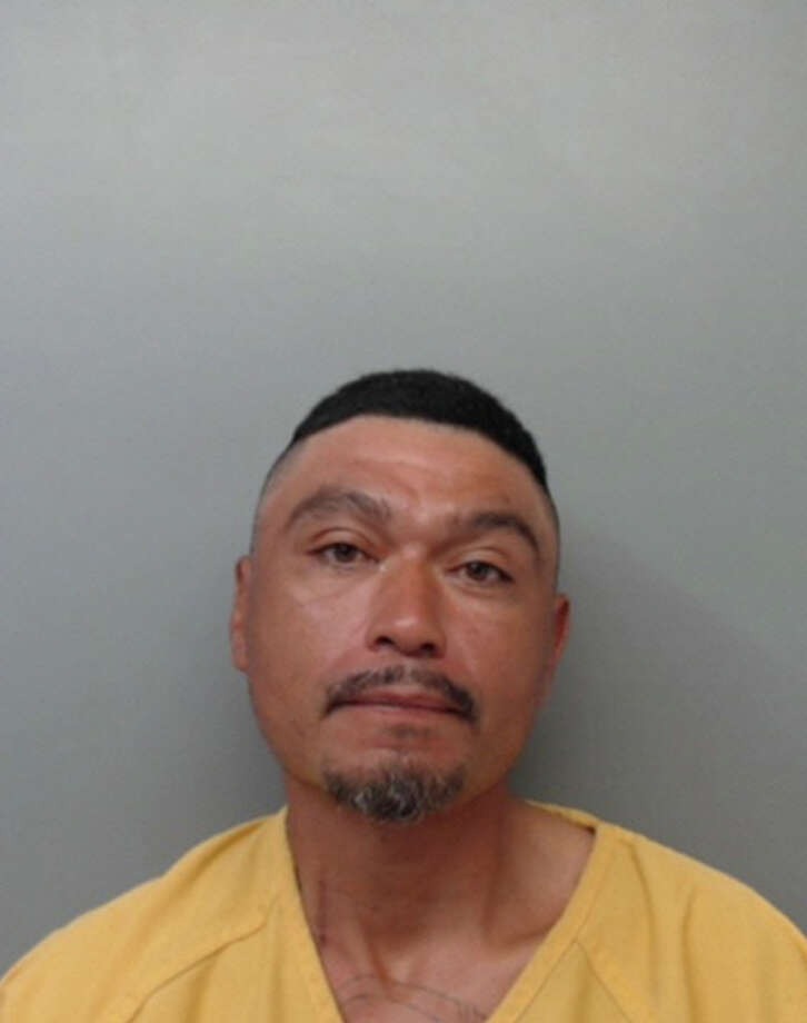 Rosendo Inocencio, 38, was charged with robbery. Photo: Webb County Sheriff's Office