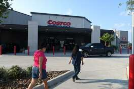 The Townsen Boulevard Development, which received a massive amount of flooding during Hurricane Harvey, includes Costco, Target,and a Main Event.