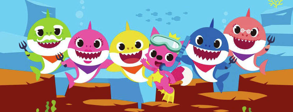 Doo Doo Doo Doo Doo Doo Baby Shark Bites Into The Culture