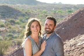 Allison Pearl Okurowski and Joseph Gregory Tremont