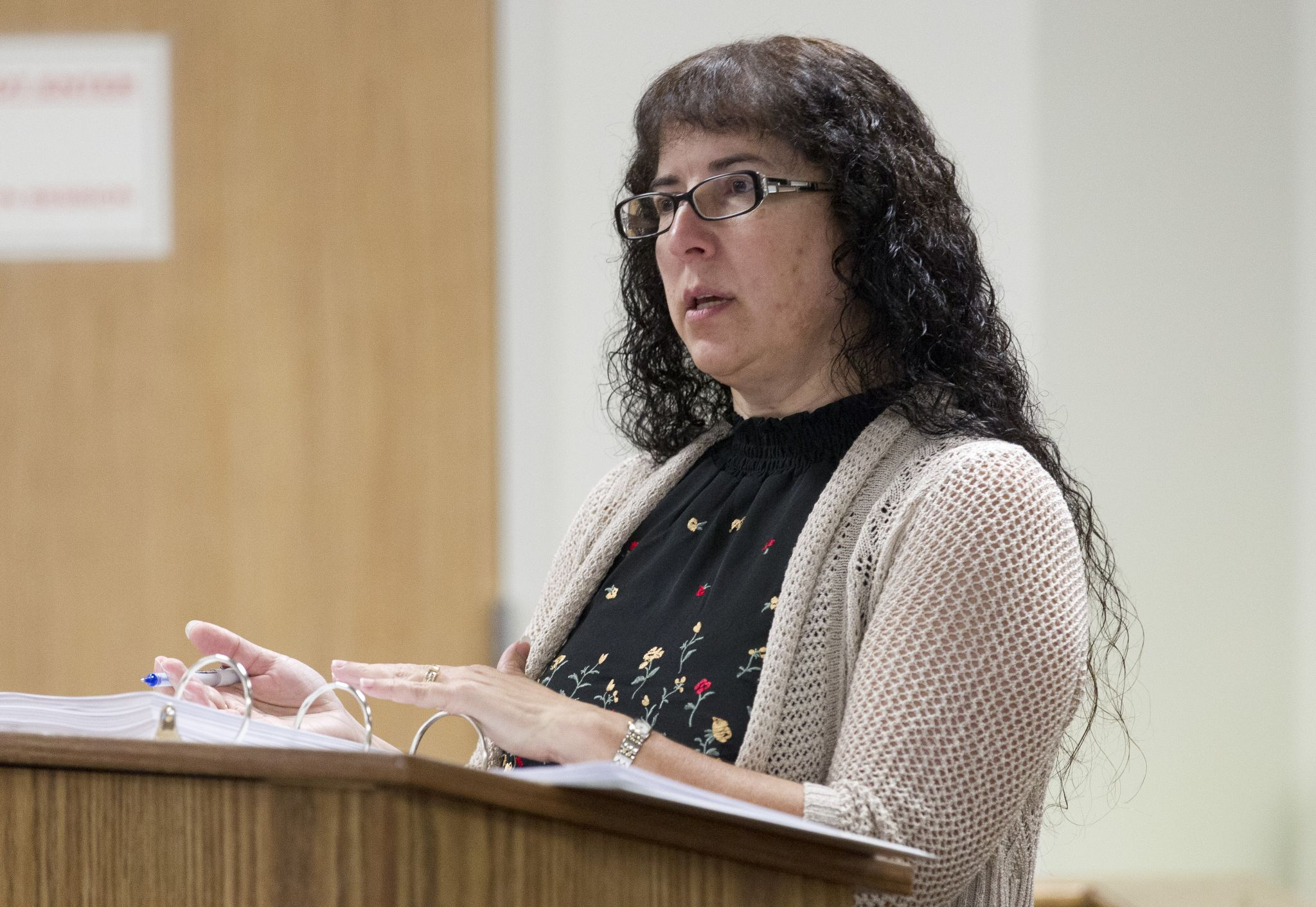 Montgomery County Auditor Phyllis Martin Not Reappointed By Board Of District Judges The Courier